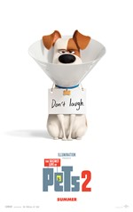 Imagen de portada de pelicula The Secret Life Of Pets 2