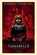 Imagen de portada de pelicula Annabelle Comes Home