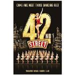 Imagen de portada de pelicula Broadway Musical 42ND Street