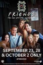Imagen de portada de pelicula Friends:25TH Anniversary