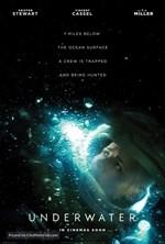 Imagen de portada de pelicula Underwater