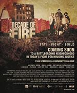 Imagen de portada de pelicula Decade Of Fire