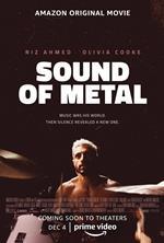 Imagen de portada de pelicula Sound Of Metal